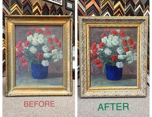 Frame and Painting Restoration